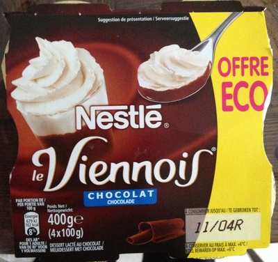 Le Viennois Chocolat (Offre Eco) - Product