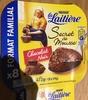 Secret de mousse, Chocolat Noir - Product