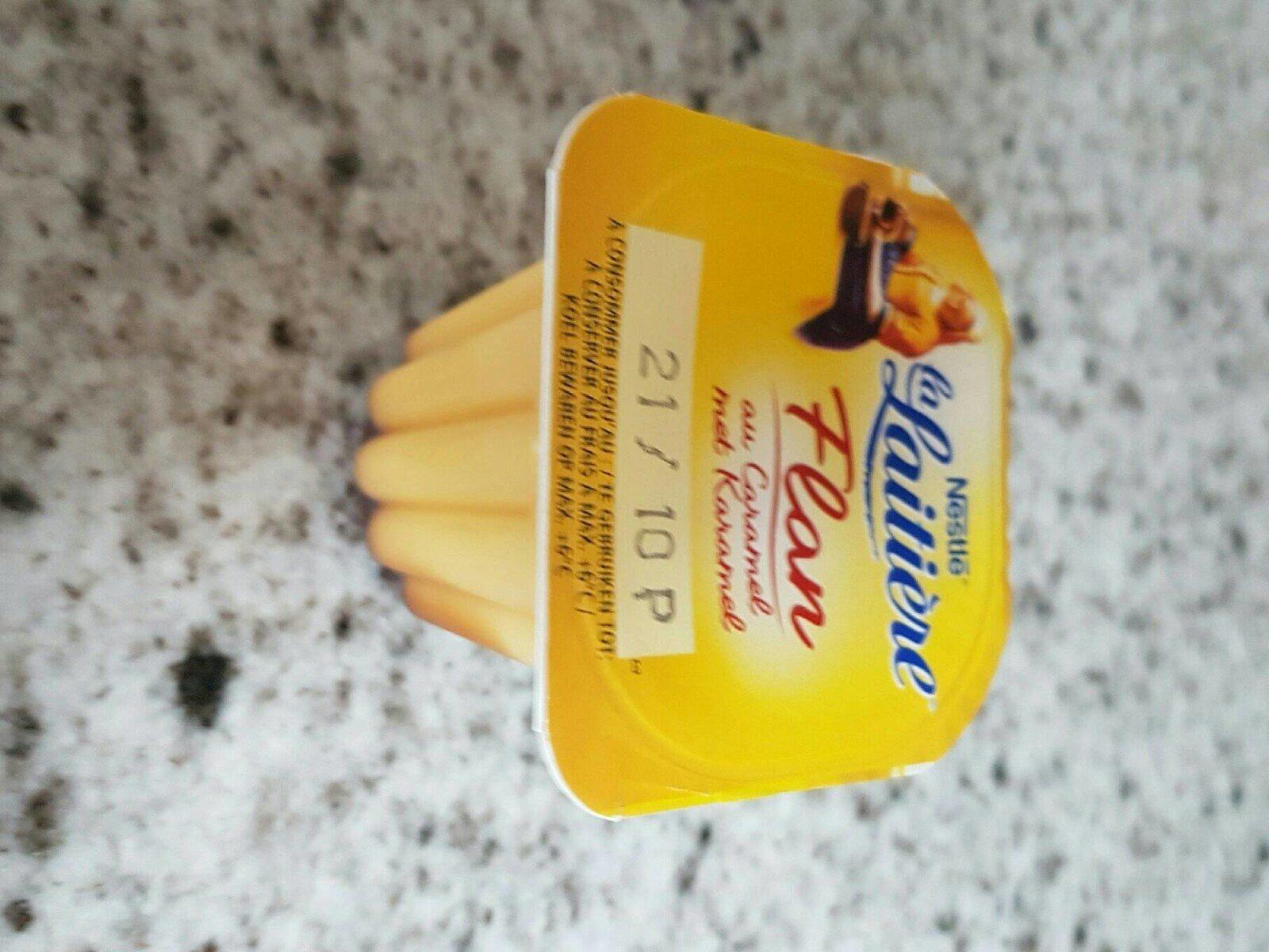 Flan caramel - Product