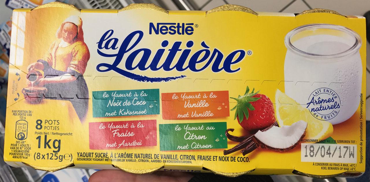 Le Yaourt Panaché - Produit - fr