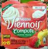 Le Viennois (Compote Pomme Fraise) - Produit