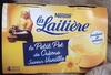 La Laitière Le petit pot de crème saveur vanille - Product