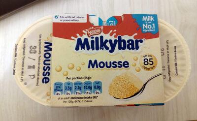 Milkybar Mousse - Product - en