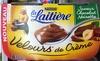 La Laitière Velours de Crème saveur Chocolat Noisette - Product