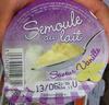Semoule au lait Saveur Vanille - Product