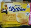 La Laitière petit pot de crème biscuit 4x100g découverte - Product