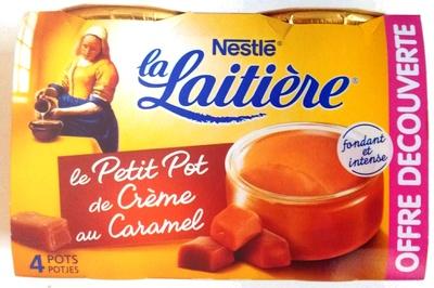 Le Petit Pot de Crème au Caramel (Offre Découverte) - Product