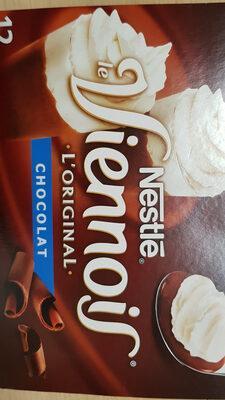 Nestlé viennois l'original chocolat - Produit - fr