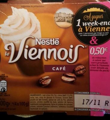 Le Viennois Café - Product