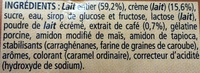 Le Viennois Café - Ingredients