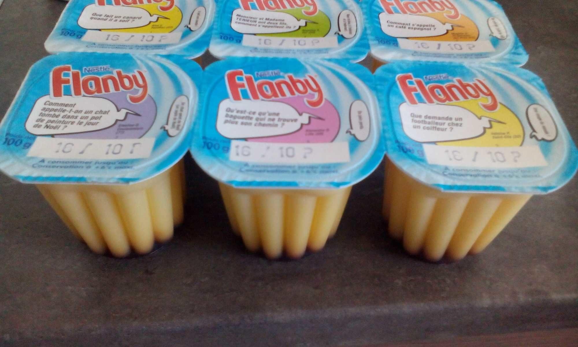 Flamby - Produit