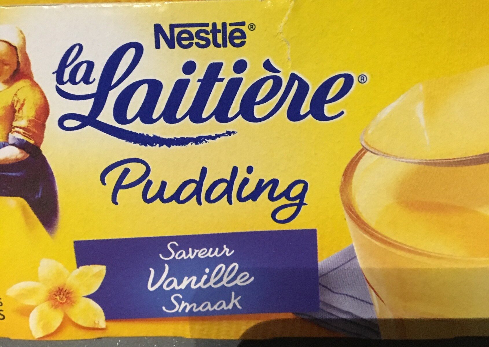 Pudding vanille - Product - fr