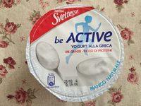 Be Active - Yogurt alla Greca - Producto