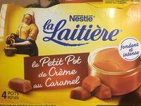 Le Petit Pot de Crème au Caramel - Produit - fr