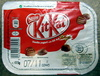 Vanilla yogurt with Kit Kat Pop Choc - Product