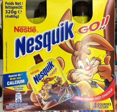 Nesquik Go!! - Produit - fr
