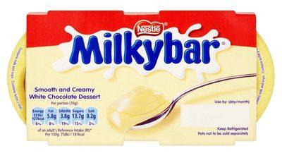 Milkybar Dessert Twinpot - Product - en