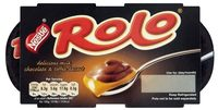 Rolo dessert - Product