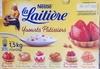 Yaourts Pâtissiers (12 Pots) - Produit
