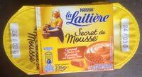 Secret de Mousse Caramel Beurre Salé - Produit - fr