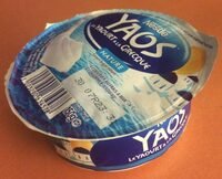 Yaos le yaourt à la Grecque - Produit - fr