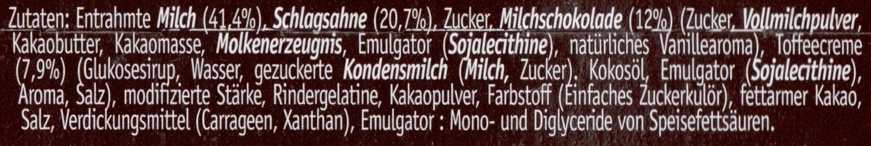 Rolo - Ingredients - de