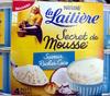Secret de Mousse Saveur Rocher Coco (4 Pots) - Produit