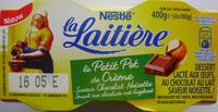 Le Petit Pot de Crème, Saveur Chocolat Noisette (4 Pots) - Product