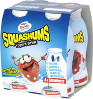 Munch Bunch Squashums Yogurt Drinks Strawberry - Product - en