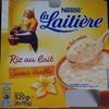 Nestlé la Laitière, Riz au lait Saveur Vanille - Product