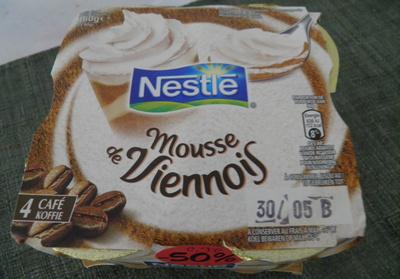Mousse de Viennois (4 Café) - Product - fr