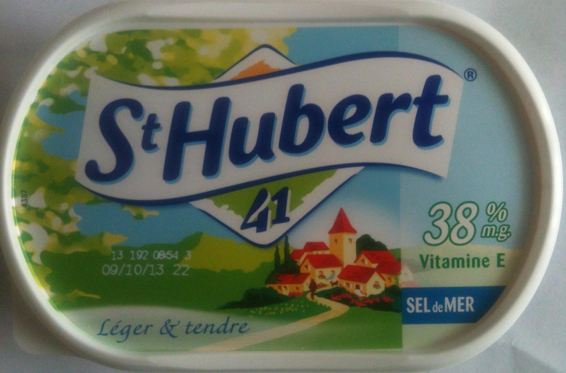 St Hubert 41 (Sel de Mer, Léger & tendre), (38 % MG)  - Product