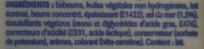 St Hubert 41 (Sel de Mer, Léger & tendre), (38 % MG) - Ingredients