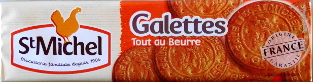 20 Galettes : Traditional Butter Biscuits - Prodotto