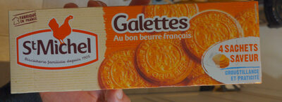 20 Galettes : Traditional Butter Biscuits - Produit - fr