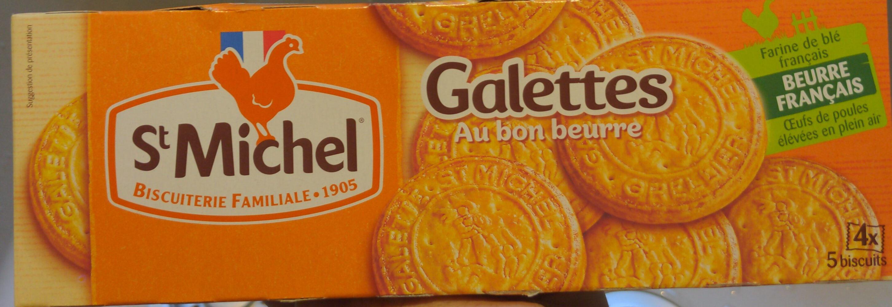 Galettes St Michel - Produkt - fr