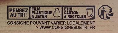 Sablé de Retz le Véritable - Recycling instructions and/or packaging information - fr