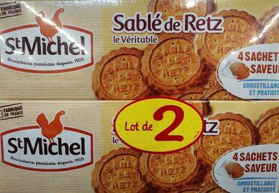 Sablé de Retz - Product - fr