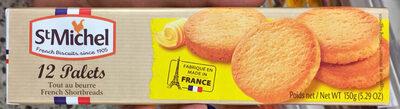 Roudo, au beurre Français - Produit