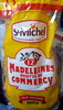 Madeleines recette de Commercy - Product