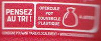 Rillettes du Mans - Istruzioni per il riciclaggio e/o informazioni sull'imballaggio - fr