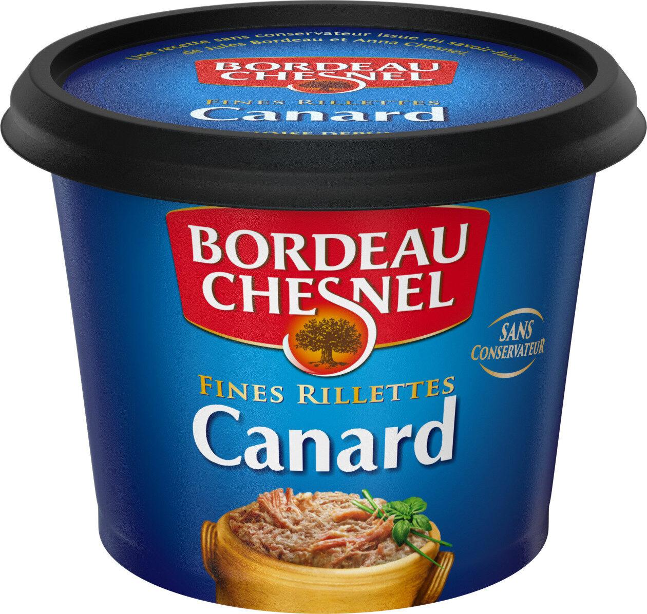 Fines rillettes Canard - Produit - fr