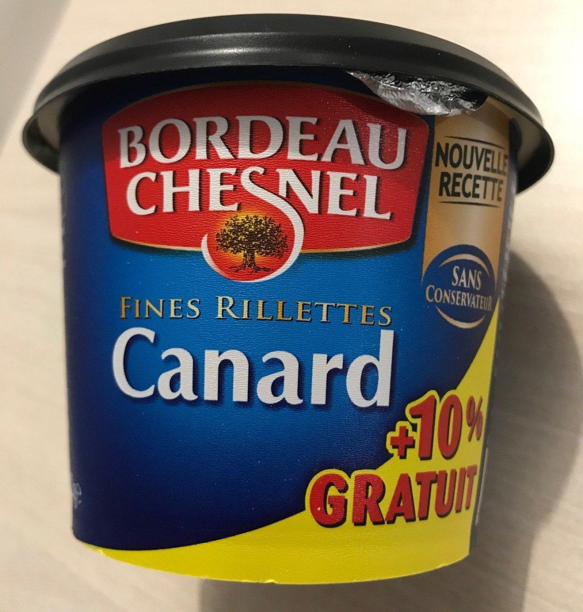 Les Exquises Rillettes de Canard - Produit - fr