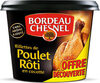 Rillettes de poulet roti bordeau chesnel 220g offre decouverte - Producto