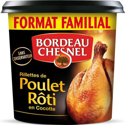 Rillettes poulet rôti - Produit