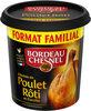 Rillettes poulet rôti en cocotte - Produit