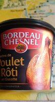 Rillettes Poulet rôti - Product - fr