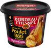 Rillettes de poulet rôti aux oignons confis - Product