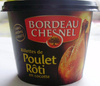 Bordeau Chesnel Roasted Chicken Rillettes in Cocotte - Product