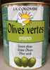 Olives vertes entieres - Product